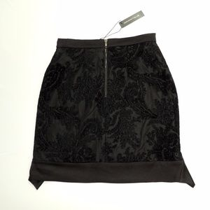 W118 by Walter Baker Skirts - Structured Tapestry Skirt - W118 by Walter Baker